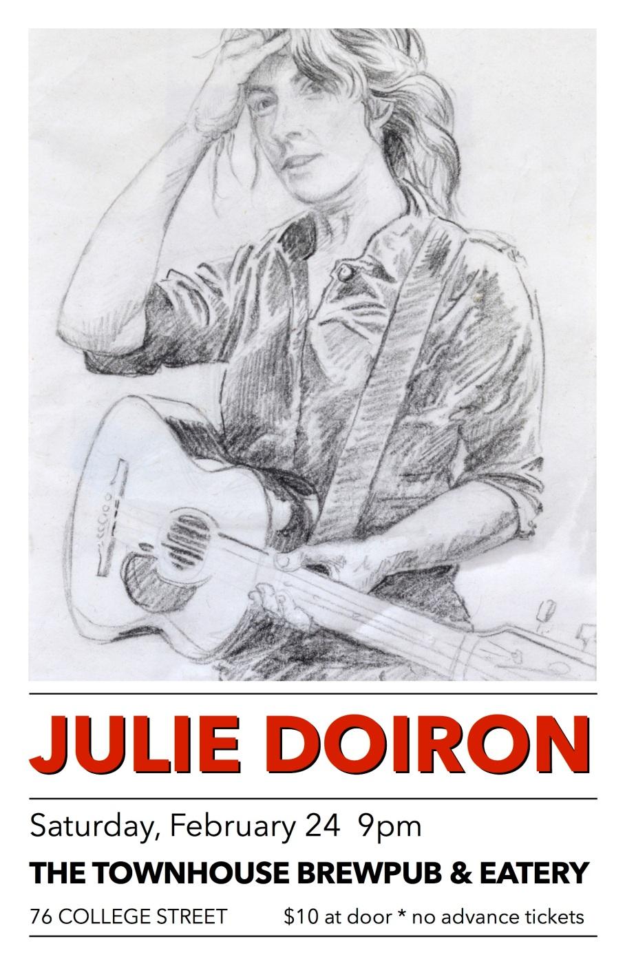 Julie D poster JPG